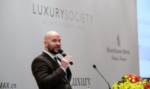 Luxury Society Keynote Shanghai 2017