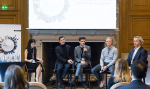 Discussion Panel Luxury Society Briefing Paris 2019